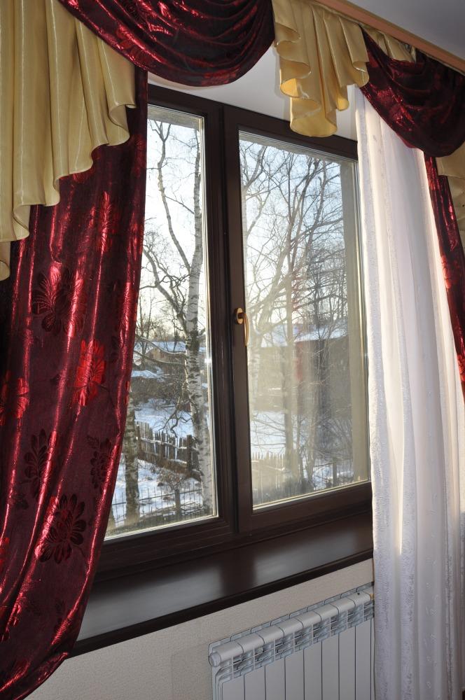 Деревянные окна от ВПК
